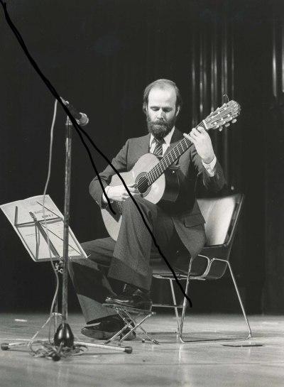 Bernardo García Huidobro. Concierto Guitarra española del siglo XIX