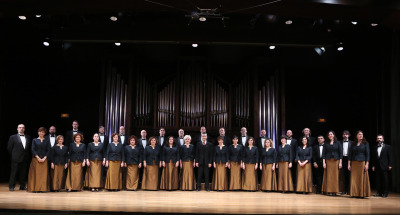 Coro de la Comunidad de Madrid y Pedro Teixeira. Concierto En torno al crepúsculo - A coro