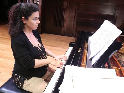 Sofía Melikyan. Concierto Preimpresionistas