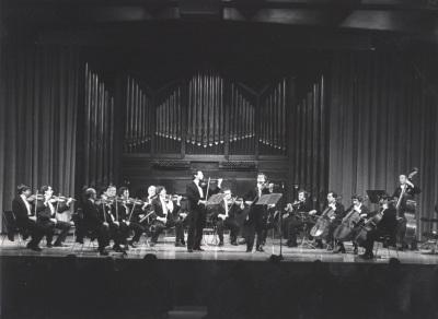 Grupo Musical Virtuosos de Moscú. Concierto Guitarra española del siglo XIX