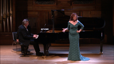 Laia Falcón y Leslie Howard. Concierto Canción española - Liszt en España (1844-1845)