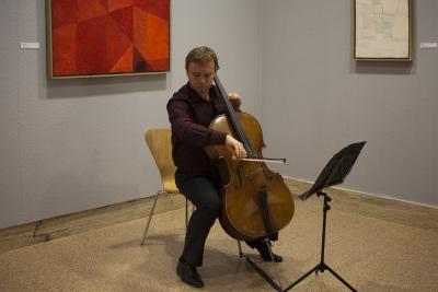 Dimitri Struchkov. Recital de chello
