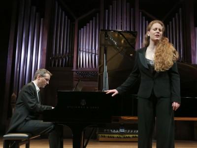 Christianne Stotijn y Joseph Breinl. Concierto Viena, un siglo después - Historia del Lied en siete conciertos