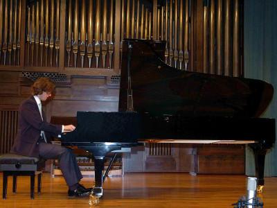 Leopoldo Erice. Concierto Recital de piano