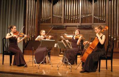 Cuarteto Kazakh. Concierto Recital de música de cámara