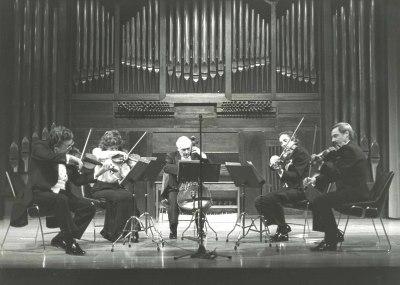 Quinteto Español y Emilio Mateu. Concierto Integral de quintetos para cuerdas de Mozart