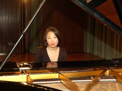 Azumi Nishizawa. Concierto Recital de piano