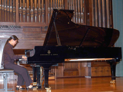 Chen Liu Cheng-I. Concierto Recital de piano