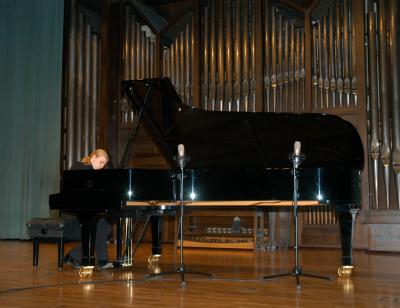 Denis Kozhukhin. Concierto Recital de piano