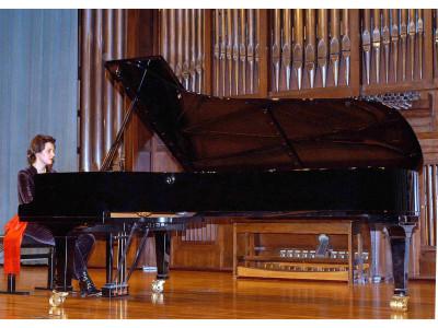 Rosa Trigo Cañizares. Concierto Recital de piano