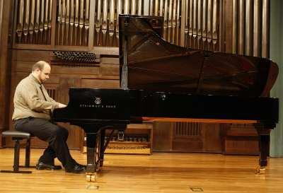Nelson Ojeda Valdés. Concierto Recital de piano