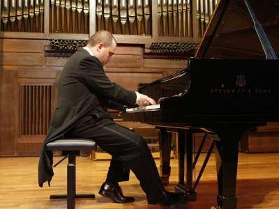 José María Duque. Concierto Recital de piano