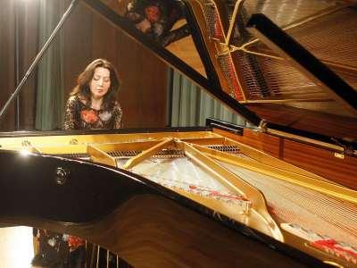 Ilona Timchenko. Concierto Canciones del XIX - La canción española