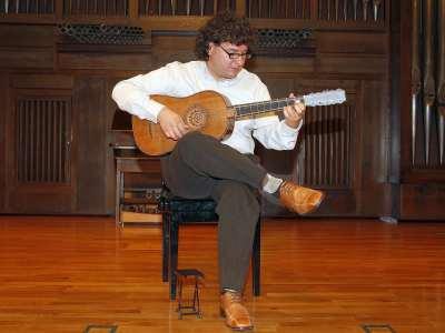 Rafael Bonavita. Concierto Recital de guitarra