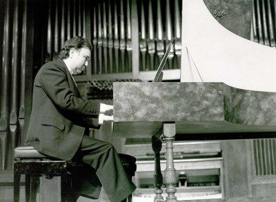 José Luis González Uriol. Concierto Domenico Scarlatti