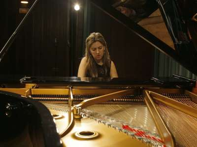 Mª Teresa Sierra. Concierto Recital de piano