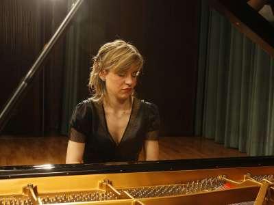 Aránzazu González Royo. Concierto Recital de piano