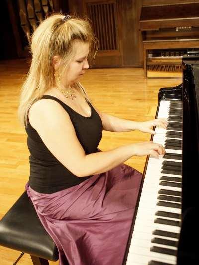 Mª Jesús Romero Ruiz. Concierto Recital de piano