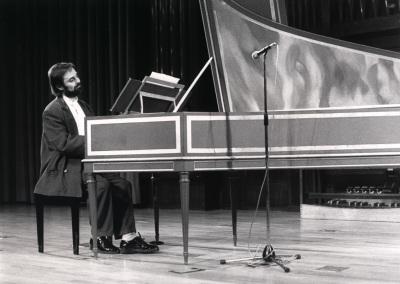 José Rada. Concierto Domenico Scarlatti