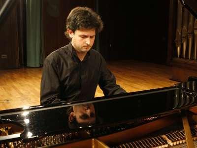 Juan Gallego-Coín. Concierto Recital de piano