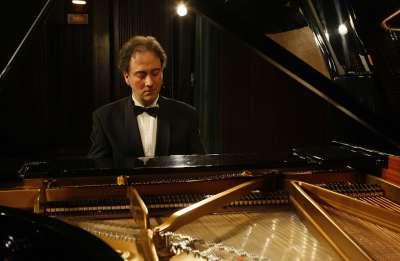 Angelo Martino. Concierto Recital de piano