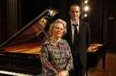 Teresina Jordá y Pablo Rueda. Concierto Recital de dúo de pianos , 2010