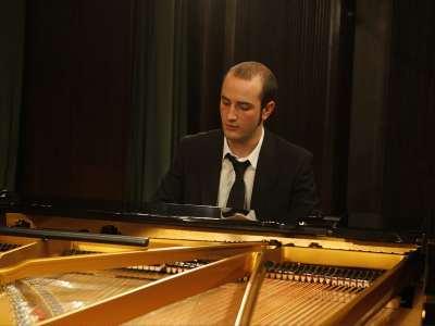 Pablo Rueda. Concierto Recital de dúo de pianos