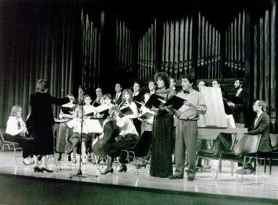 Coro Barroco y Orquesta de Cámara Gaudeamus. Recital de música de cámara