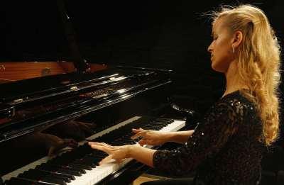 Pilar Molina Moraleda. Concierto Recital de piano