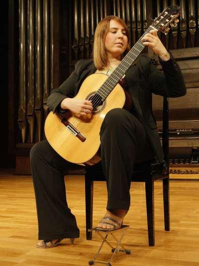 Isabel Gil Vera. Concierto Recital de guitarra