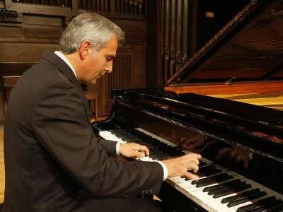 José García Moreno. Concierto Recital de piano