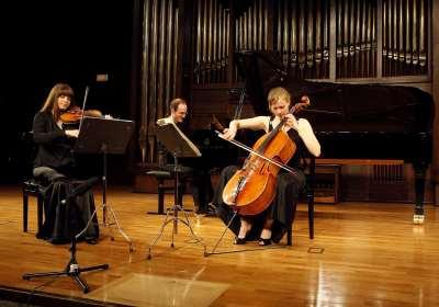Trio Metamorfosis. Concierto Recital de música de cámara