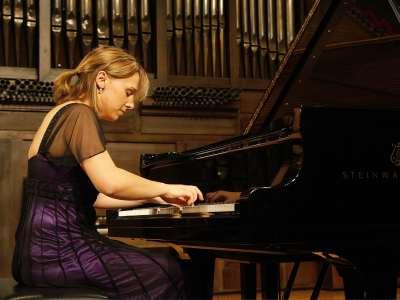 Raquel Sutil Suárez. Concierto Recital de piano