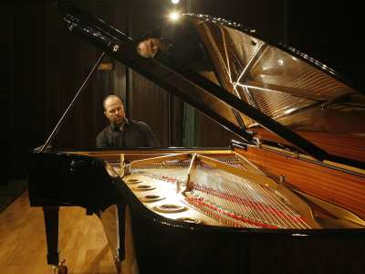 Emilio Álvarez Cid. Concierto Recital de piano
