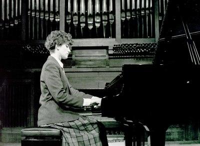 María Jesús Garzón. Recital de piano
