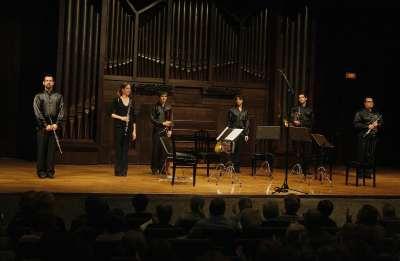 Quinteto Janacek y Vicente Ricart. Concierto Recital de música de cámara