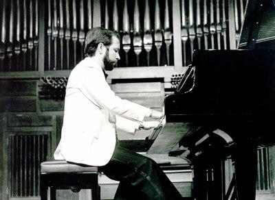 Enmanuel Ferrer. Concierto Piano francés