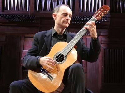 Carles Herráiz. Concierto Recital de guitarra