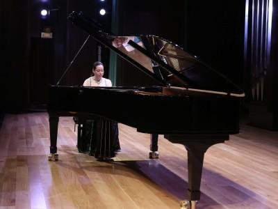 María Martínez Alvira. Concierto Recital de piano