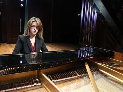 Marta Liébana. Concierto Recital de piano