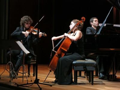 Trío Rodin. Concierto Recital de música de cámara