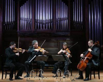 Cuarteto Bacarisse. Concierto Integral de los cuartetos de cuerda de S. Bacarisse