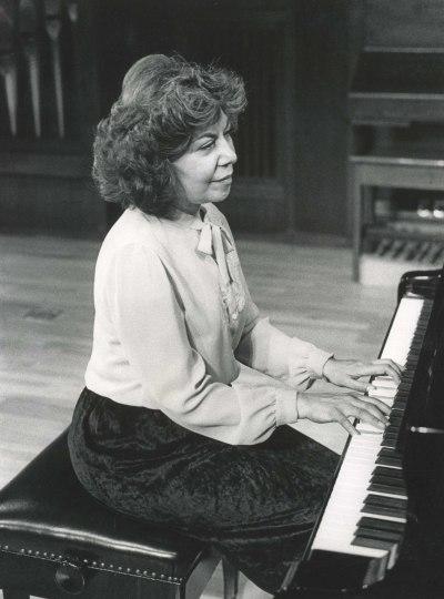 Teresa Naranjo. Recitales para Jóvenes