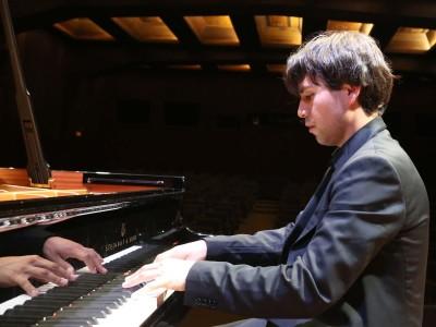 Francisco Fierro. Concierto Recital de piano