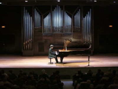 Francisco Fierro. Concierto Recital de piano