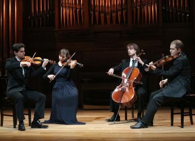 Cuarteto Versus. Concierto Recital de música de cámara