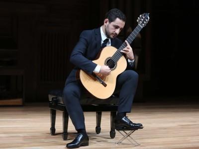 Pedro Mateo González. Concierto Recital de guitarra
