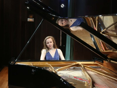 Marianna Prjevalskaya. Concierto Recital de piano