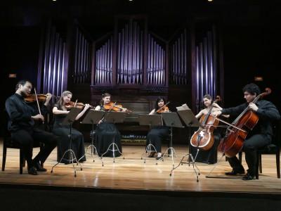 Cuarteto Alderamin y Sexteto Schönberg. Concierto Recital de Música de Cámara