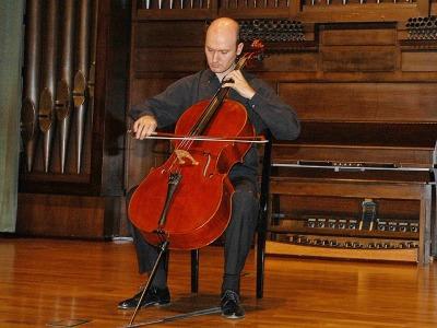 José Enrique Bouché. Concierto El violonchelo español